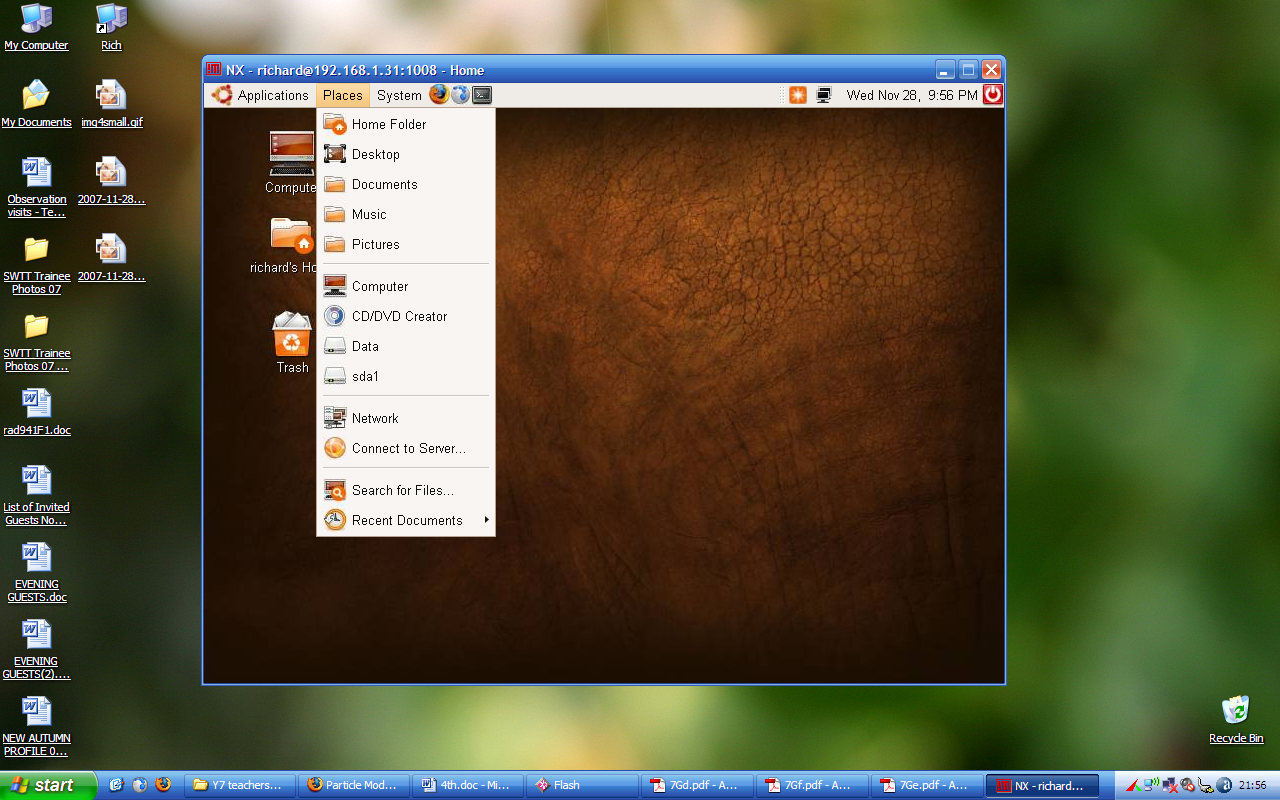 Installing NoMachine NX on any modern Linux including Ubuntu