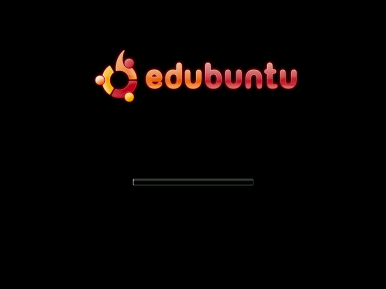Edubuntu Spash Screen