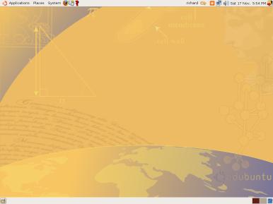 Edubuntu Desktop
